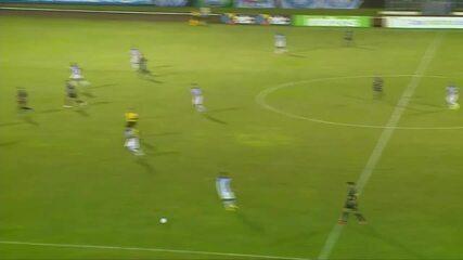 Veja gol de Gedoz no Campeonato Paraense