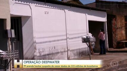 Preso em Uberlândia hacker suspeito de vazar dados de 223 milhões de brasileiros