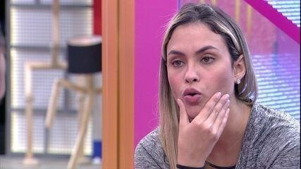 Sarah sobre Juliette no BBB21: 'Ou o povo gosta muito ou tem ranço'