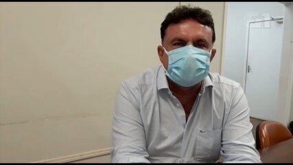 Diretor do CHS diz que medicamento para entubação só dura mais uma semana