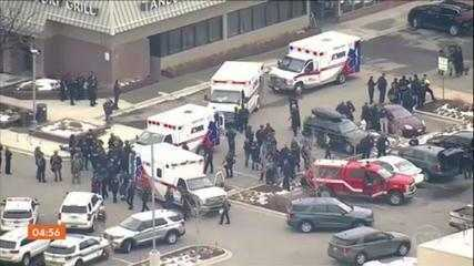 Atirador que abriu fogo em supermercado na cidade do Colorado, nos EUA, é preso