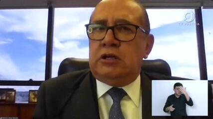 Gilmar Mendes: 'Não importa o resultado deste julgamento, a desmoralização da Justiça já ocorreu'