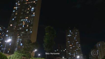 Dezesseis capitais têm panelaço contra Bolsonaro