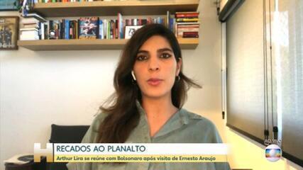 Líder do governo diz que recado de Lira foi 'certo e claro': Araújo não tem condições para resolver vacinas