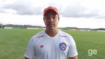 Técnico do Bahia, Dado Cavalcanti comenta nova regra da CBF; confira