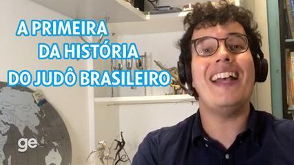 Dia #15: Chiaki Ishii, o japonês que se tornou o primeiro medalhista do Brasil no judô