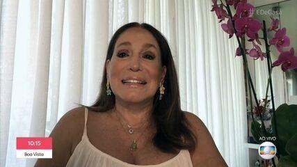 'Novo Normal': Susana Vieira é uma 'cachorreira' de carteirinha