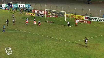 Melhores momentos: Nova Iguaçu 1 x 2 Botafogo pelo Campeonato Carioca