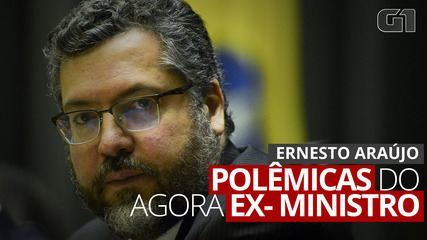 Ernesto Araújo pede demissão; veja polêmicas do ex-ministro
