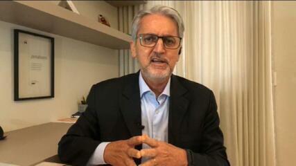 Valdo Cruz comenta o pedido de demissão do ministro da Defesa