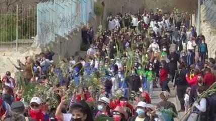 Celebração da Páscoa começa em ritmos diferentes em Israel e no Vaticano
