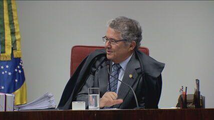 Ministro Marco Aurélio Mello marca aposentadoria para 5 de julho