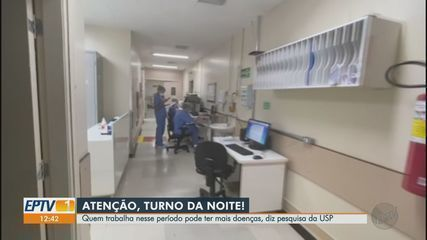 Pesquisa da USP mostra que quem trabalha à noite pode ter mais problemas de saúde