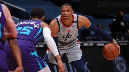 Melhores momentos: Washington Wizards 104 x 114 Charlotte Hornets pela NBA