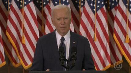 Biden apresenta pacote de US$ 2,3 trilhões focado em infraestrutura e geração de empregos