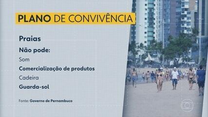 Após 14 dias de quarentena, Pernambuco inicia flexibilização de serviços e atividades