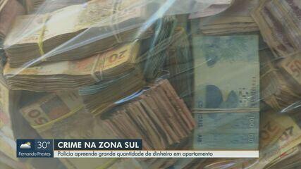 Polícia Civil de Ribeirão Preto apreende grande quantidade de dinheiro em apartamento