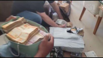 Polícia Civil apreende quantidade volumosa em dinheiro em Ribeirão Preto, SP