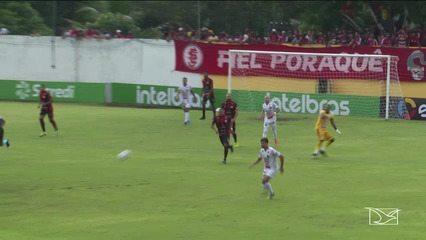 Juventude Samas 0 x 2 Operário-PR, Copa do Brasil