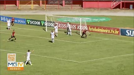 URT é derrotada pelo Pouso Alegre pelo Campeonato Mineiro