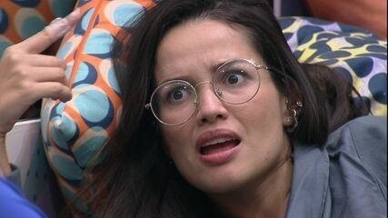 Juliette dispara para Gilberto no BBB21: 'Quando eu me cansei, vocês me atacaram'