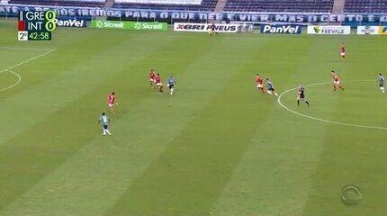 Veja os melhores momentos de Grêmio 1x0 Inter, pela 9ª rodada do Gauchão
