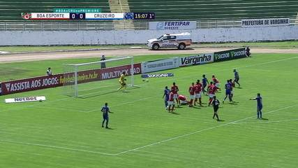 Melhores momentos: Boa Esporte 0 x 1 Cruzeiro pela 7ª rodada do Campeonato Mineiro