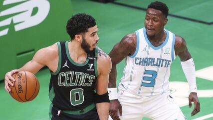 Melhores momentos: Boston Celtics 116 x 86 Charlotte Hornets pela NBA