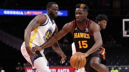 Melhores momentos: Atlanta Hawks 117 x 111 Golden State Warriors pela NBA