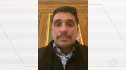 Príncipe da Jordânia acusado de golpe desafia ordem de prisão
