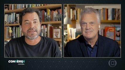 Miguel Pinto Guimarães lança livro '44 em Quarentena' sobre lives com amigos e famosos