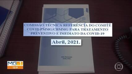 Covid-19: Documento recomenda uso de medicamentos, sem eficácia, por militares