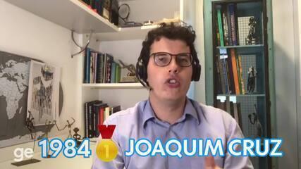 Dia #24: A primeira medalha olímpica da história que o Brasil todo pode ver pela televisão