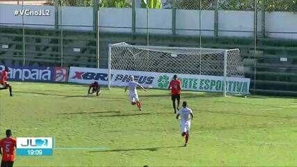 Itupiranga vence o Carajás no Estádio Zinho Oliveira, pela 4ª rodada do Parazão 2021