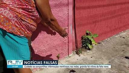 Mulher é acusada de abandonar bebê em Campos, RJ, mesmo ainda estando grávida
