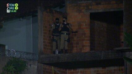 CBF pede a policiais que desfaçam aglomeração em casa próxima ao estádio