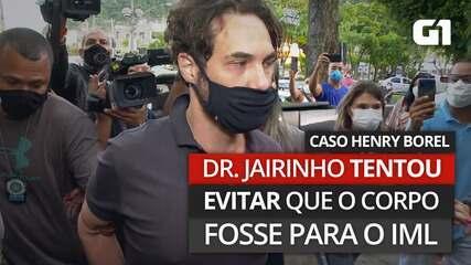 VÍDEO: Executivo afirma que Dr. Jairinho pediu agilidade para emissão de atestado de óbito de Henry