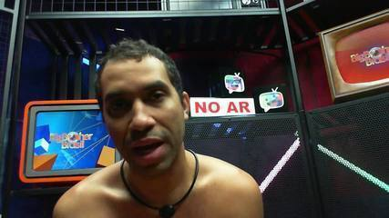 Raio-X BBB21: Gilberto - 08/04