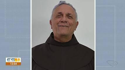 Frei Luiz Flávio, do Convento da Penha, morreu de Covid-19 aos 72 anos