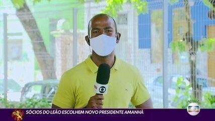 Notícias da eleição do Sport, que define novo presidente nesta sexta-feira