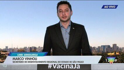 Estado explica falta de doses para Covid-19 nas cidades da região