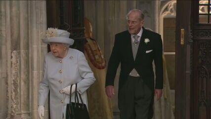 Morre Príncipe Philip, marido da Rainha Elizabeth