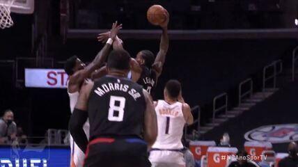 Melhores momentos: Phoenix Suns 103 x 113 Los Angeles Clippers pela NBA