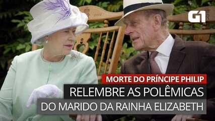 Príncipe Philip: relembre as polêmicas do marido da Rainha Elizabeth II