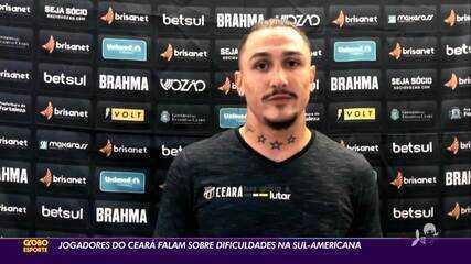 Confira tudo do grupo do Ceará na Copa Sul-Americana