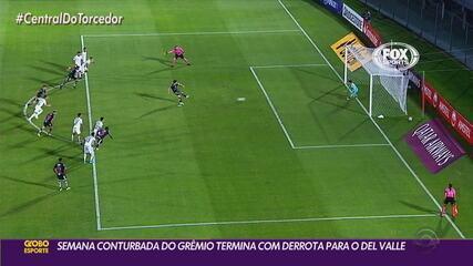 Grêmio perde jogo de ida contra o Independiente Del Valle na 3ª fase da Libertadores