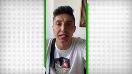 Índio Ramírez comenta arquivamento de inquérito de racismo
