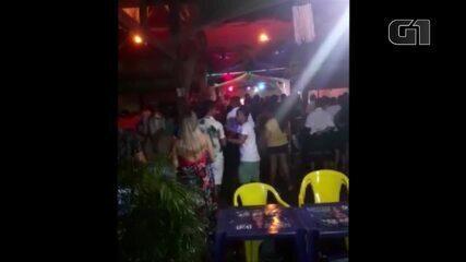 Festas clandestinas são registradas na Grande Belém
