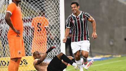 Melhores momentos: Fluminense 3 x 1 Nova Iguaçu, pela 9ª rodada do Campeonato Carioca