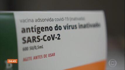 Pesquisa comprova eficácia de 62,3% da CoronaVac